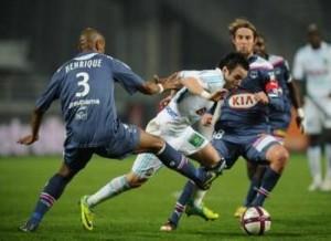 Марсель-Бордо 0:0